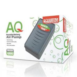 Aquawing - AQUAWING AQ820 Tek Çıkışlı Pilli Hava Motoru 2L/Min