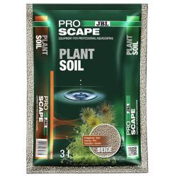 JBL - JBL PRO SCAPE PLANT SOIL BEIGE - Akvaryum Bitki Kumu Bej 3L