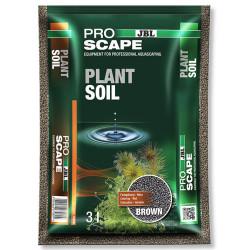 JBL - JBL PRO SCAPE PLANT SOIL BROWN - Akvaryum Bitki Kumu Kahverengi 3L