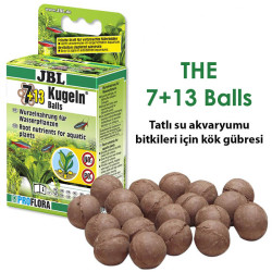 JBL - JBL The 7+13 Balls Akvaryum Bitki Kök Gübresi Topu
