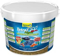 Tetra - Tetra Pro Algae Crisps Balık Yemi 10 L/1900 gr