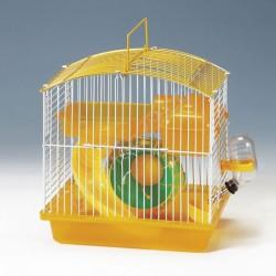 Fatih-Pet - 830-S203 Hamster Kafesi 23x17x25 cm