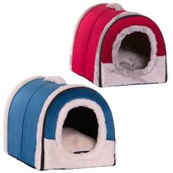 Fatih-Pet - 8917 Kedi&Köpek Tutmalı Yatak Mix