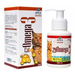 Apex - Apex Omega3 Cat - Kediler için Balık Yağı 100 ml 2+1 Kampanya