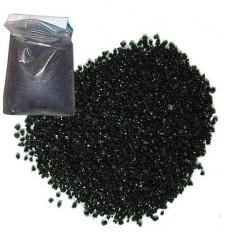 Aquadeco - Aquadeco Siyah Kum Kalın 25 Kg