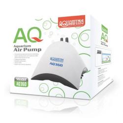 Aquawing - AQUAWING AQ360 Çift Çıkışlı Hava Motoru