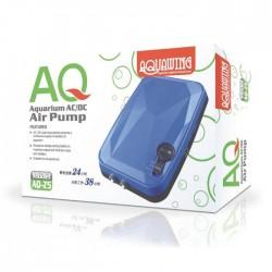 Aquawing - AQUAWING AQZ5 Şarjlı Hava Motoru Çift Çıkışlı 12W