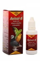 Biyoteknik - Avisol-B Kompleks 30 cc.