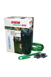 Eheim - Eheim CLassic 600 2217-02 Dış Filtre 1000 L/s 20 W Musluklu