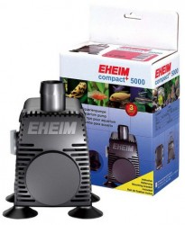 Eheim - Eheim Compact + 5000 Akvaryum Kafa Motoru 2500-5000 L/s 78 W