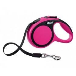 Flexi - Flexi New Comfort 5 M Şerit Tasma L Pembe