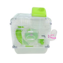 - H722 Hamster Kafesi Renkli 17x23x25 cm