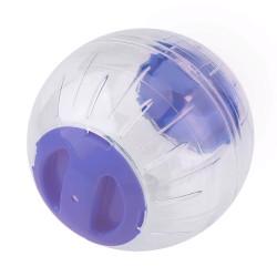 - Hamster Egzersiz Topu Lila 12 cm