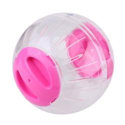 - Hamster Egzersiz Topu Pembe 12 cm