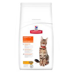 Hills - Hills Adult 1-6 Optimal Care Tavuklu Kedi Maması 15 Kg