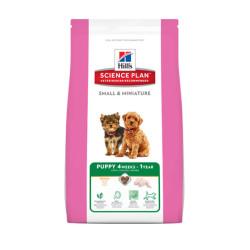 Hills - Hills SMALL&MINIATURE PUPPY 4 Weeks-1 Year Yavru Köpek Maması 1,5 Kg