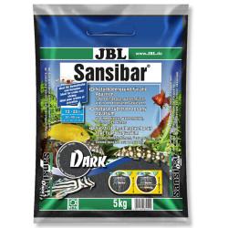 JBL - JBL Sansibar Black - 0,2-0,5 mm Akvaryum Kumu Siyah 5 Kg