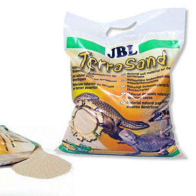 JBL TerraSand Yellow - Teraryum Kumu Sarı 5L/7,5 Kg