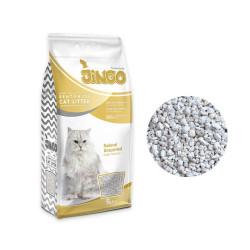 Jingo - Jingo Naturel Bentonit Kedi Kumu Kalın Taneli 5 L