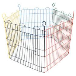 Karlie - Karlie Pet Cage Beşgen Çit 90x90x60 cm