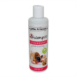 Little Friends - Little Friends Çilekli Kedi&Köpek Şampuan 250 ml