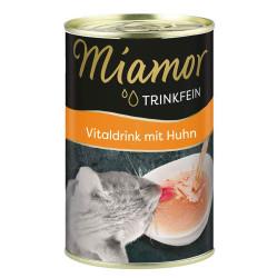 Miamor - Miamor VD Tavuklu Kedi Çorbası 135ml