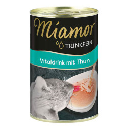 Miamor - Miamor VD Ton Balıklı Kedi Çorbası 135ml