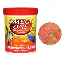 Omega One - Omega One Freshwater Flake 28g
