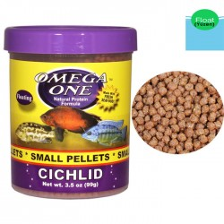Omega One - Omega One Small Cichlid Pellet 99g