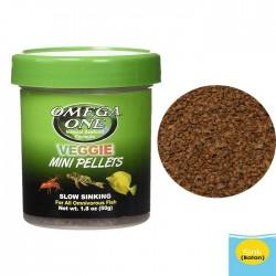 Omega One - Omega One Veggie Mini Pellets 50g