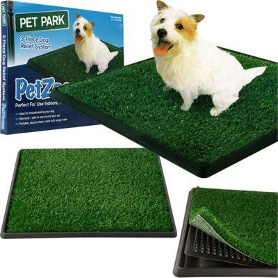 Pet Zoom Pet Park Köpek Tuvalet Eğitim Seti Büyük Boy