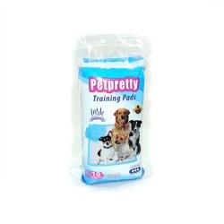 Pet Pretty - Training Pads-Köpek Eğitim Çiş Pedi Lavantalı 60x90 cm 10 lu