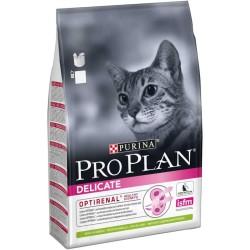 Nestle Purina - Pro Plan Delicate Kuzu Etli Hassas Sindirim Kedi Maması 10 kg