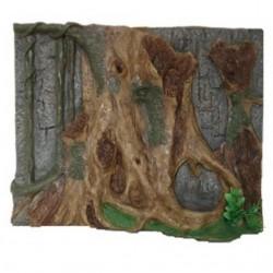 Fatih-Pet - QP-002 3D Arka Plan Akvaryum Dekoru 53x11x38 cm