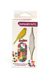 Kanaryapo - Renkli Plastik Bilezik ve Aparatı