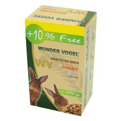 Wunder Vogel - Selection Tavşan Yemi 1100g