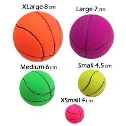 Royalist - Sünger Top Köpek Oyuncağı Large 7 cm