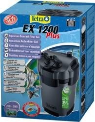 Tetra - Tetra Ex 1200 Plus Akvaryum Dış Filtre 1200 L/s-16,5 W