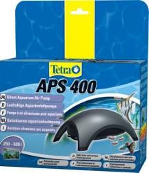 Tetra - Tetratec Aps-400 Çift Çıkışlı Hava Motoru 400 L/s (Siyah) 4,5 W