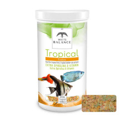 White Balance - White Balance Tropical Flakes 1000 ml(Pul Yem)