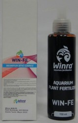 Winra - WIN FE Akvaryum Bitki Gübresi 150 ml.