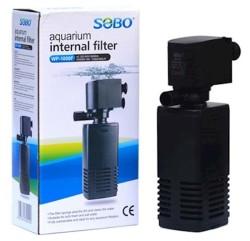 Sobo - WP-1000F Akvaryum İç Filtre 650 L/H