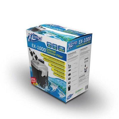 XLPRO EX-1000 Dış Filtre 1000 L/H (Dolu)